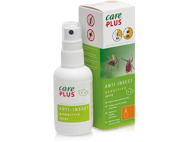 CarePlus Anti-Insect Sensitive Icaridin Spray 60ml
